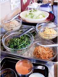 韓国厨房 天,(tenten)