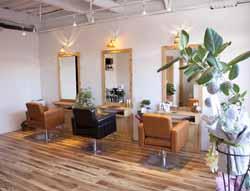 hair salon En