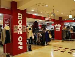 MODE OFF 長野アゲイン店