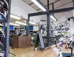Sakura -Bike Store-