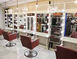 hair salon MOON